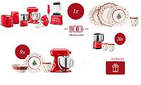 Logo Villeroy&Boch ''Party di inaugurazione'': vinci gratis KitchenAid, Robot, buoni spesa (222 premi)