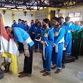 Pelantikan Badan Pengurus THS-THM, ST. Petrus Paulus Oesapa