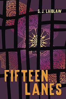 Fifteen Lanes, S.J. Laidlaw, InToriLex