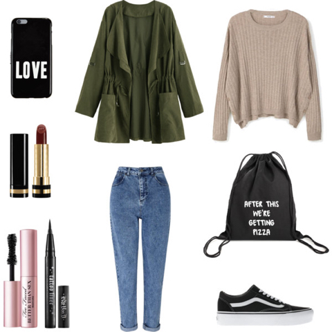 Őszi sportos outfit ötletek - Beauty Fashion blog 4a5eda9270