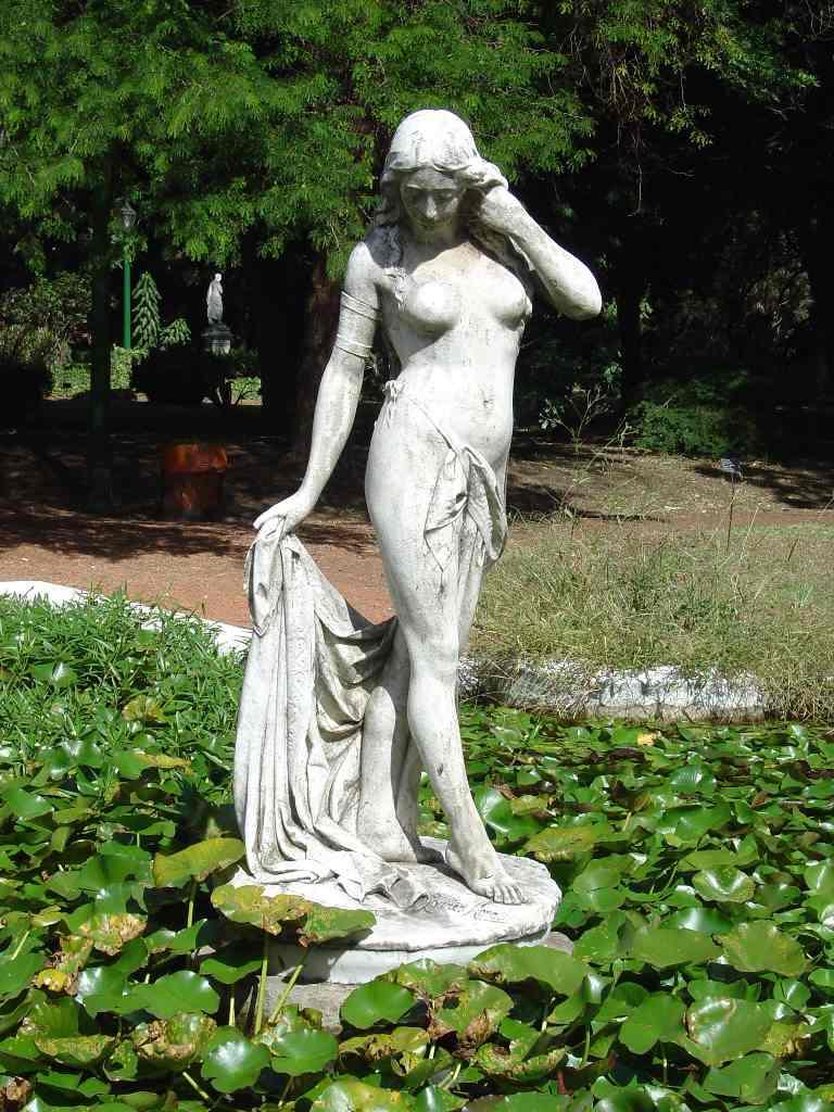 Qualquier Buenos Aires Estatuas De Buenos Aires - Estatuas-de-jardin