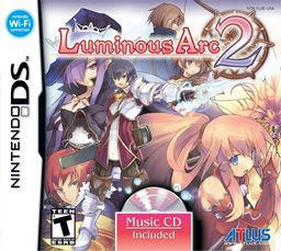 Luminous Arc 2, NDS, Mega, Mediafire