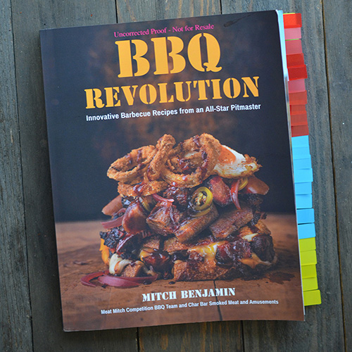 Detailed book review of BBQ Revolution