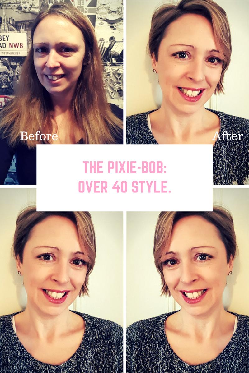 The Pixie Bob: Over 40 Style- Short Vs Long Hair