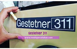 Gestetner 311