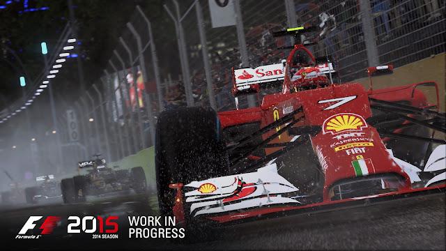 F1 2015 Free Download  Full Version PC Game