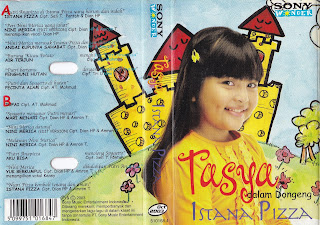 tasya album istana pizza www.sampulkasetanak.blogspot.com