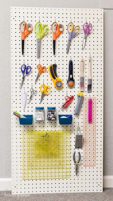 Como organizar o atelier