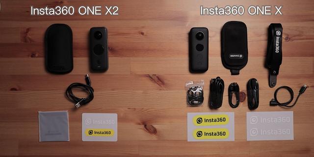 Insta360 ONE X2 配件