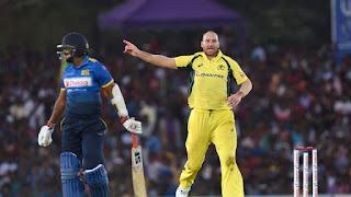 Sri Lanka vs Australia 4th ODI 2016 Highlights
