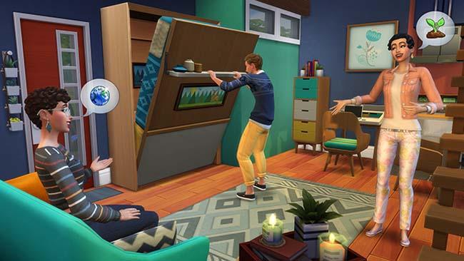 تحميل لعبة The Sims 4 للكمبيوتر مجانا