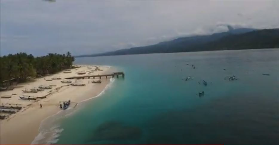 Wisata 4 Pantai Lampung yang Mudah Ditempuh Motor