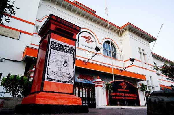 Daftar Lengkap Kantor Pos di Yogyakarta