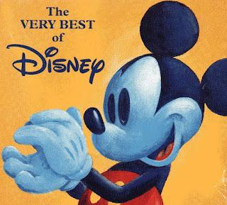 Lagu Disney Terbaik