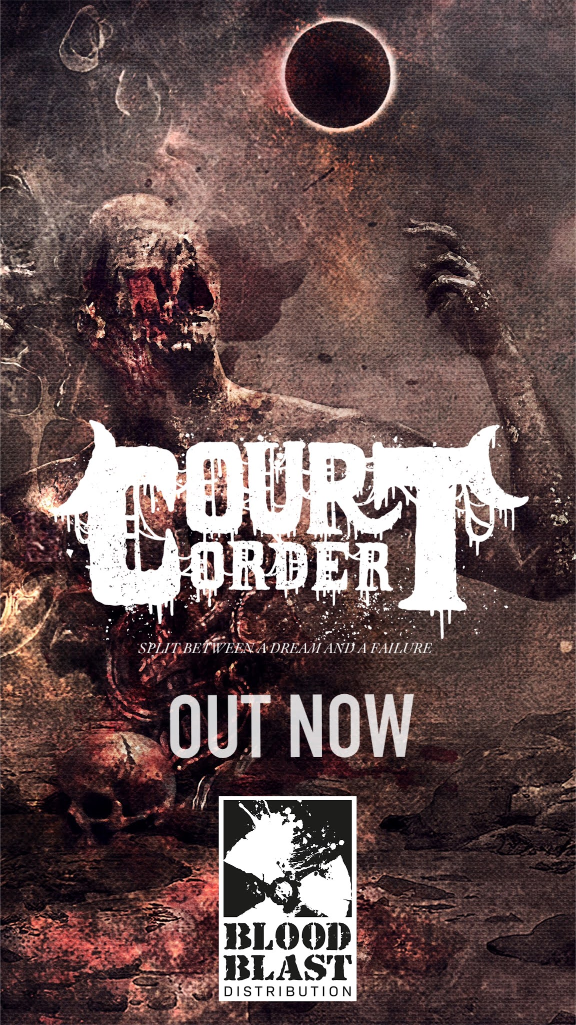 Court Order - Split Between A Dream And A Failure