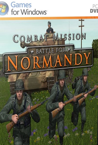 Combat Mission Battle For Normandy 2011 PC Full Ingles ISO DVD5 Descargar