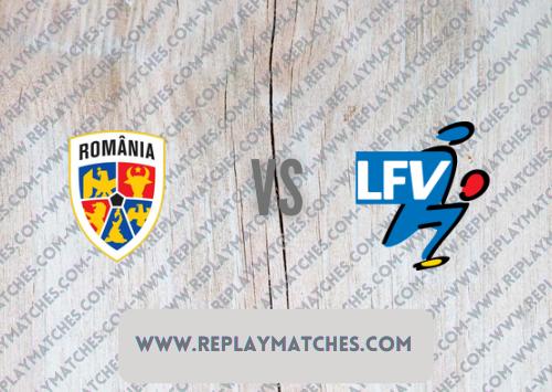 Romania vs Liechtenstein -Highlights 05 September 2021