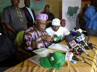 EX-PRESIDENT OBASANJO: COALITION MOVEMENT NOT A THIRD FORCE