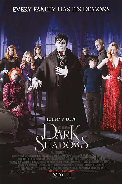 Review Filem Dark Shadows