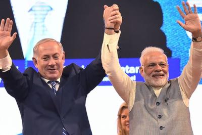 Netanyahu Modi