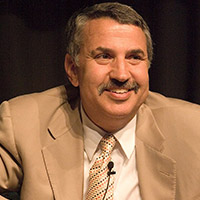 July 20 – Thomas Friedman