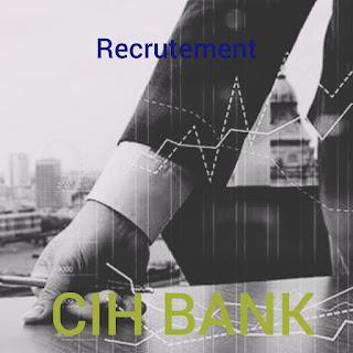 recrutement CIH BANK