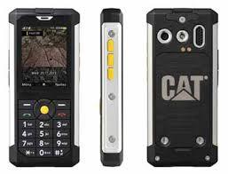 spesifikasi hape outdoor Caterpillar B100