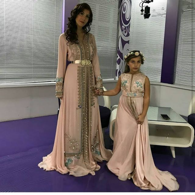 Caftan 2018 - Robes de Luxe Glamour & Raffinement