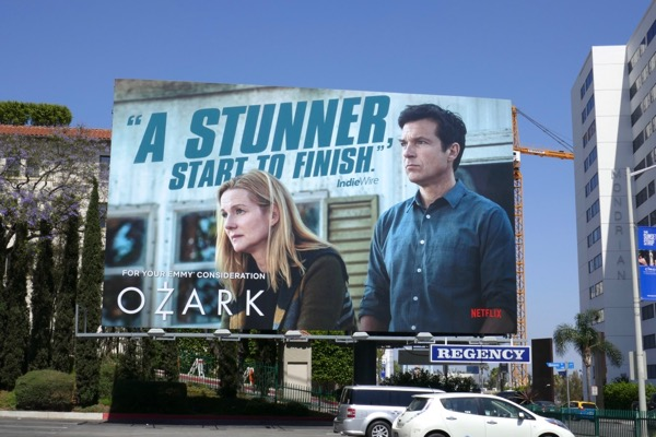 Ozark season 1 Emmy FYC billboard