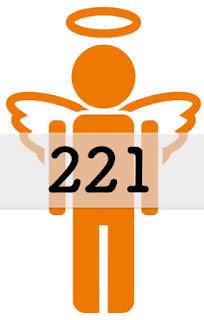 エンジェルナンバー 221