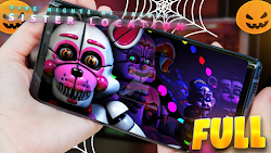 Five Nights at Freddy's: Sister Location v2.0.1 (Full) Para Teléfonos Android [Apk + Obb]