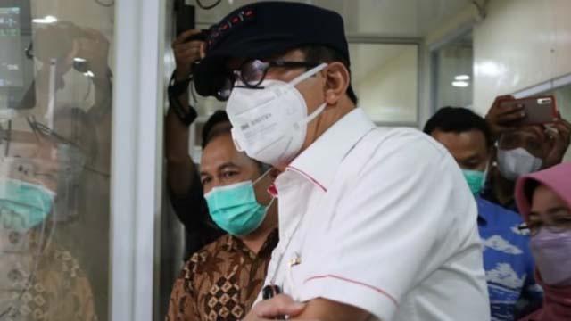 Korban Kebakaran Lapas Tangerang Trauma Lihat Api Besar Membakar Seisi Sel