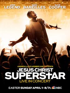 Jesus Christ Superstar Live in Concert Poster