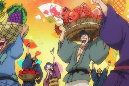 Nonton dan Pembahasan One Piece Episode 908