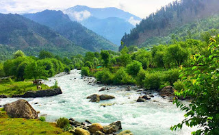 Places to visit in Jammu and kashmir (Aru valley)