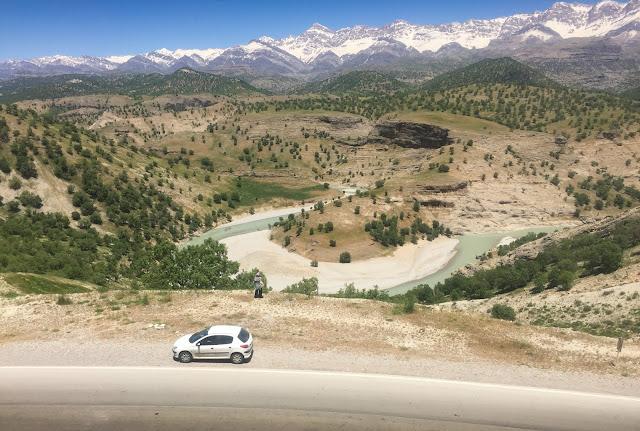 Breathless: from Chelgerd to Shushtar, Iran