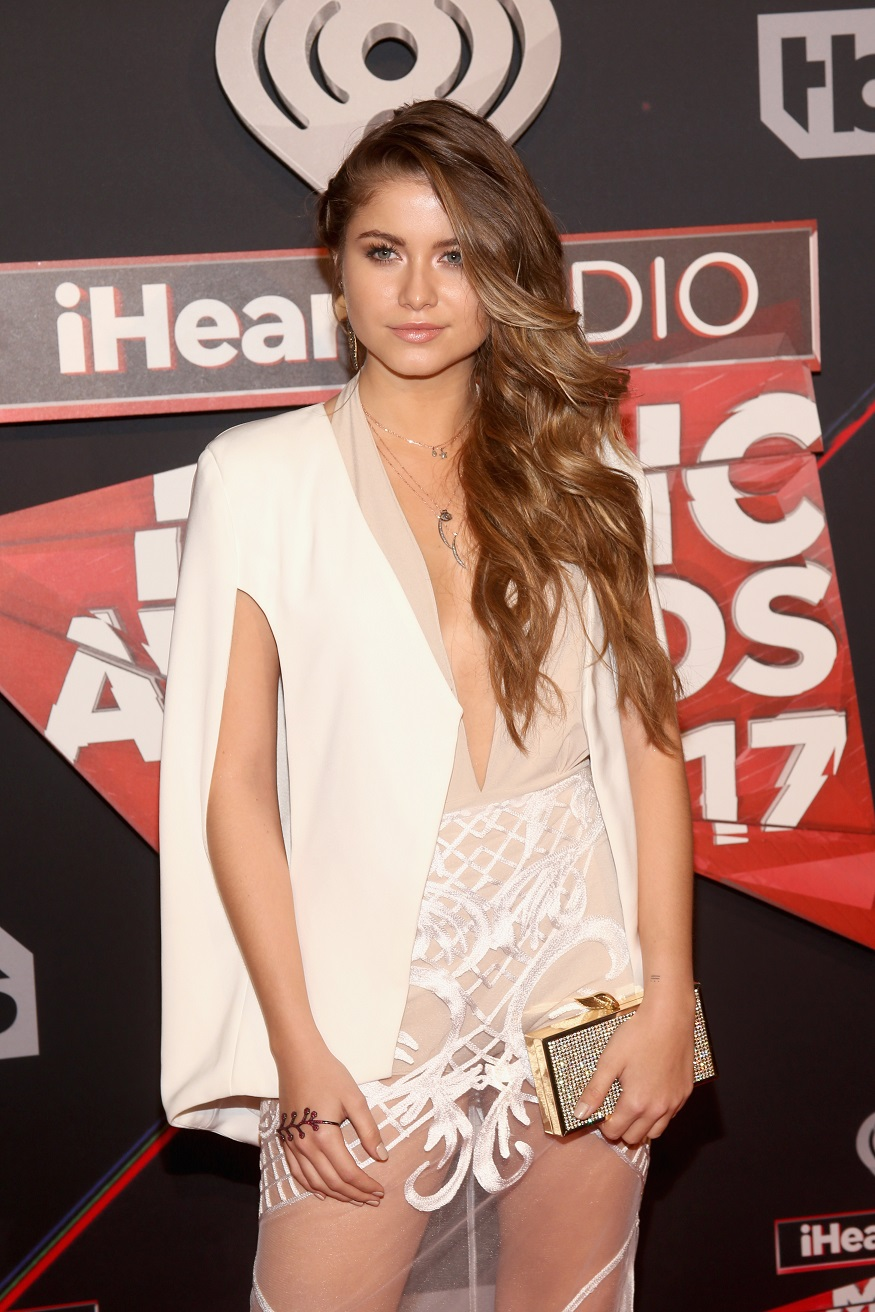 Sofia Reyes – 2017 iHeartRadio Music Awards in Los Angeles