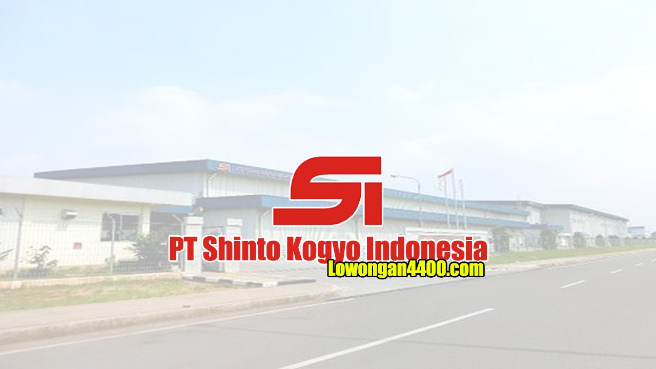 PT Shinto Kogyo Indonesia MM2100