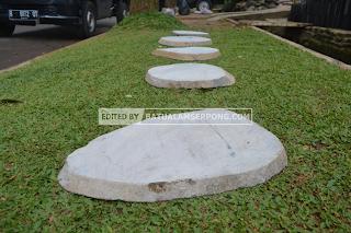 stepping batu alam