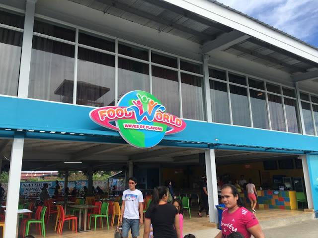 WaterWorld Cebu Foodcourt