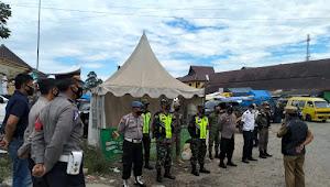 Polsek Cicalengka Polresta Bandung, Ops Yustisi Penegakan Disiplin Prokes PPKM