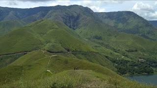 Panorama Bukit Holbung