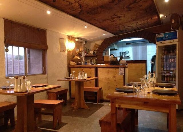 Restaurante Baltinache