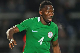 Sport: Nigeria vs Zambia: Why Rohr dropped Omeruo from Super Eagles' 23-man squad