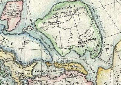Море на территории Украины