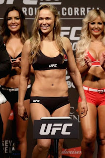 Travis Brownes Wife Ronda Rousey Is Former Ufc Champion