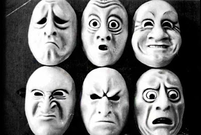 Facial expressions of personality disorders