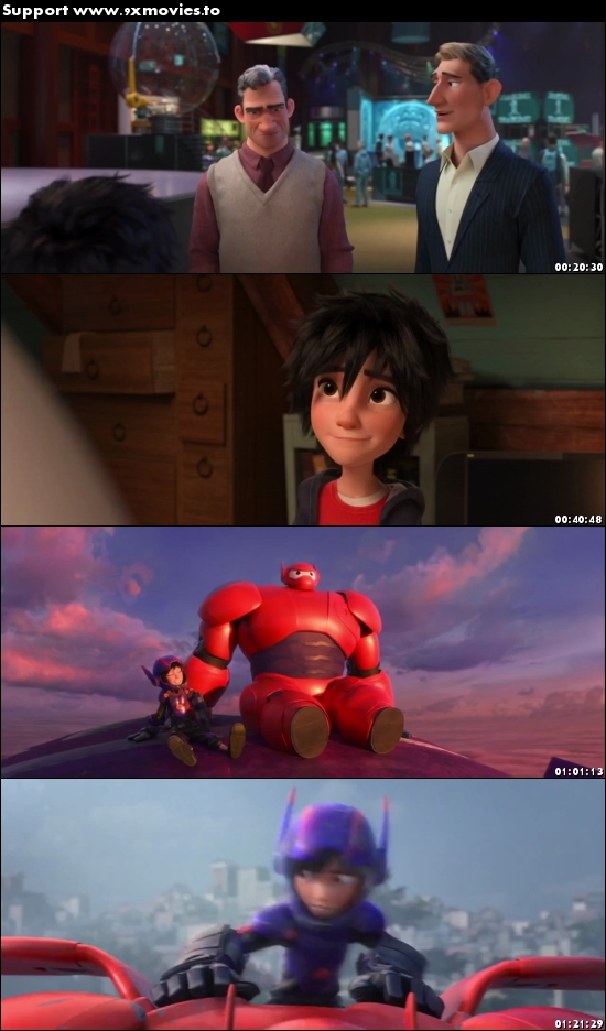 big hero 6 dual audio 720p free download