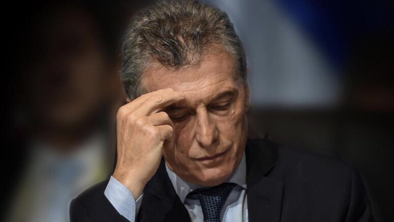 """Mauricio Macri quedó """"varado"""" en Suiza luego de que le suspendieran el vuelo de regreso a la Argentina"""