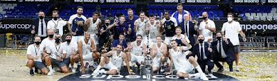Otra vez : ¡Campeones de la Supercopa!